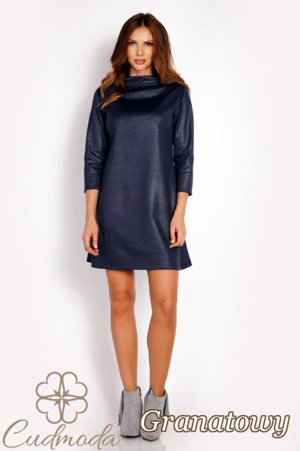 CM3018 Klasyczna sukienka...