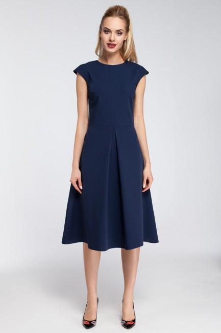 CM2920 Dopasowana sukienka...