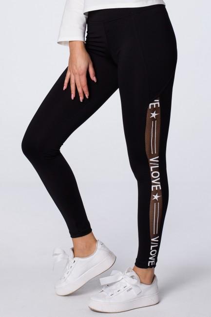 CM4856 Sportowe legginsy ze...