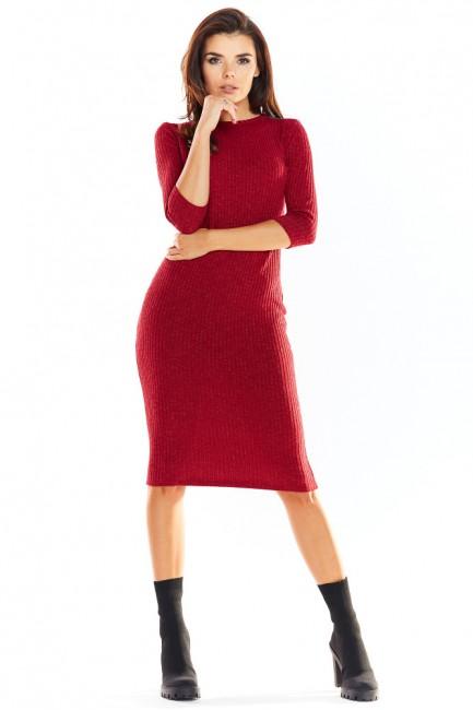 CM4879 Dopasowana sukienka...
