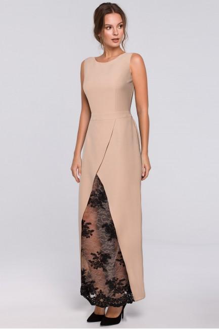 CM4951 Długa sukienka...