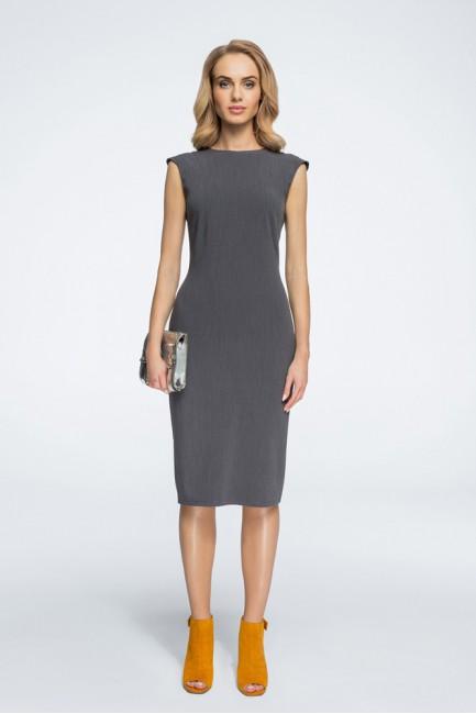CM3060 Sukienka z...