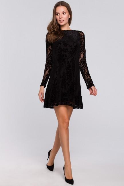 CM4962 Koronkowa sukienka...