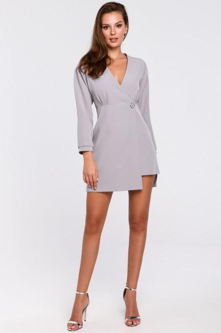 CM4973 Kopertowa sukienka...