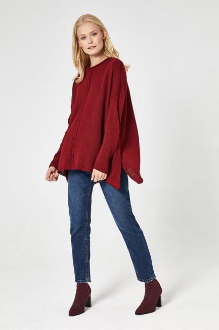 CM4742 Kobiecy sweter z...