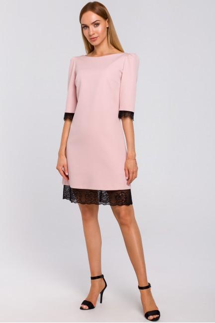 CM4999 Sukienka z dekoltem...