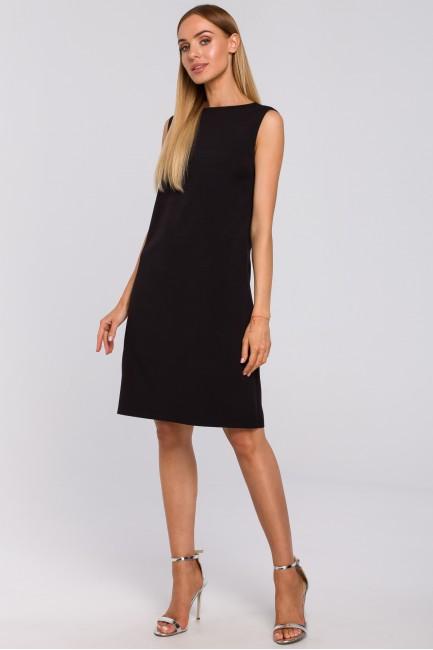 CM5000 Sukienka z głębokim...