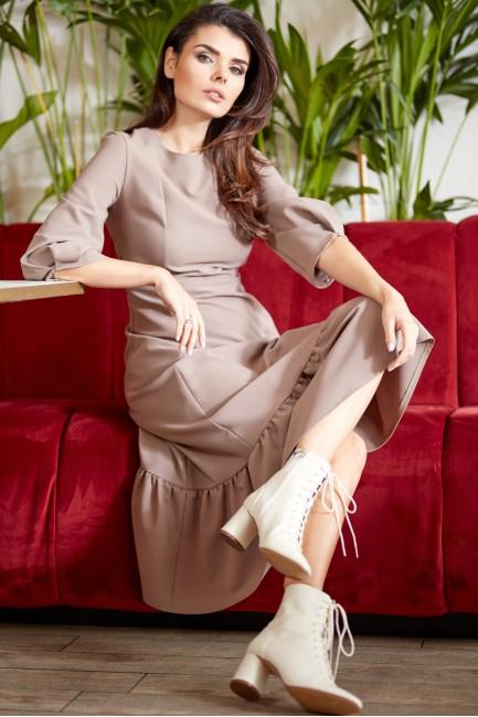 CM5007 Zmysłowa sukienka...