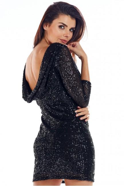 CM5008 Sukienka mini z...