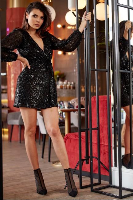 CM5012 Kopertowa sukienka...