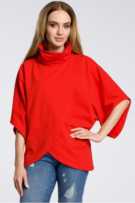 CM3600 Bluza na zakładkę z...
