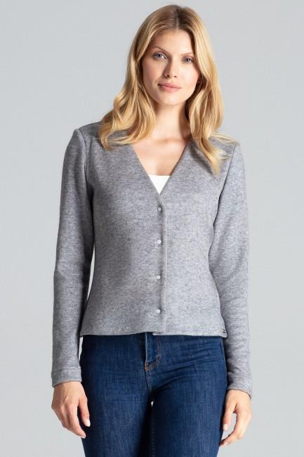 CM5029 Prosty sweter z...