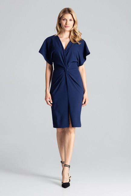 CM5033 Sukienka midi z...