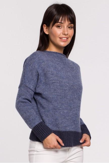 CM4002 Sweter oversize typu...