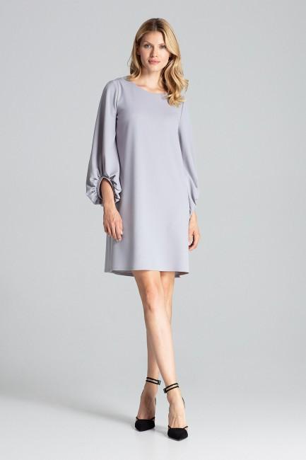 CM5039 Trapezowa sukienka...