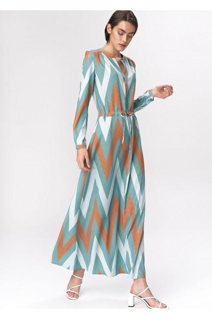 CM5109 Kobieca sukienka...