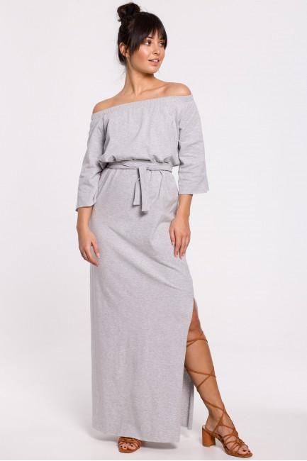 CM5145 Sukienka maxi z...