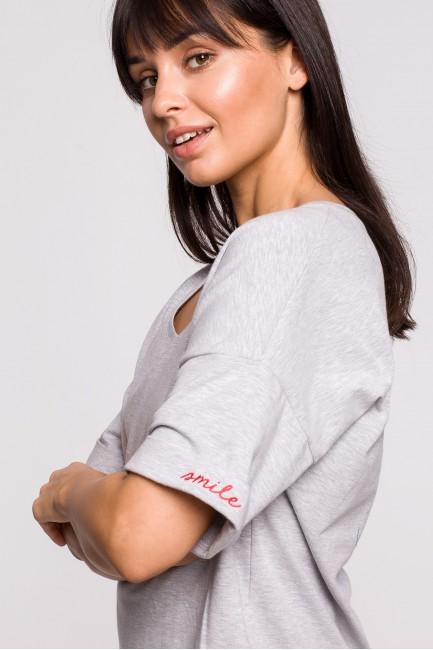 CM5146 T-shirt oversize z...