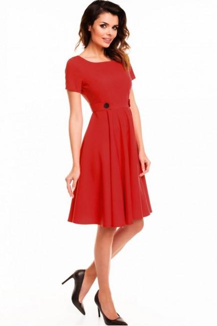 CM2404 Koktajlowa sukienka...