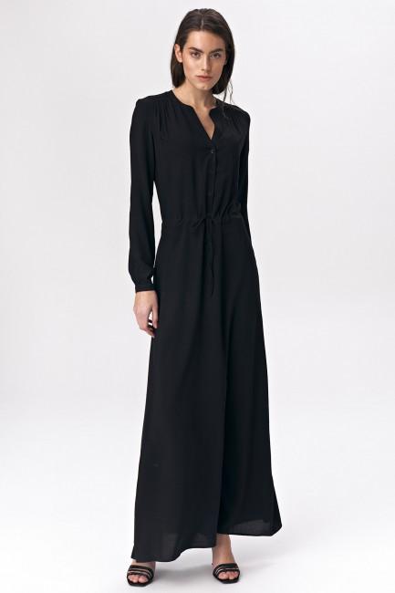 CM5154 Sukienka maxi z...