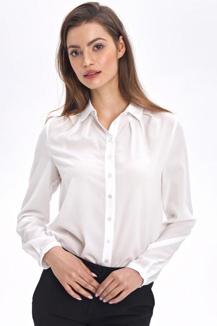 CM5183 Bluzka koszulowa z...