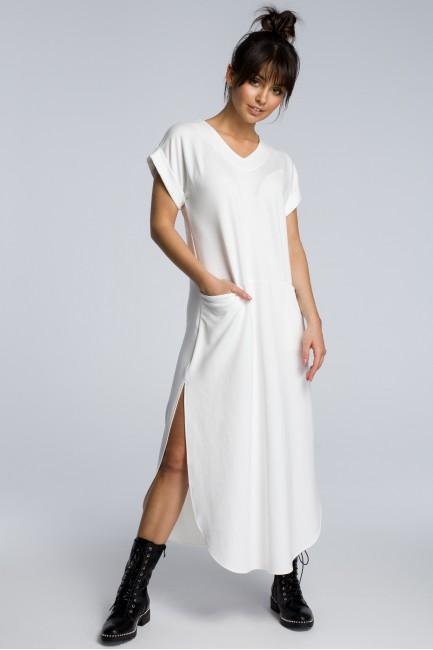 CM3602 Sukienka maxi z...