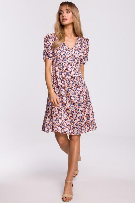 CM5213 Sukienka z...