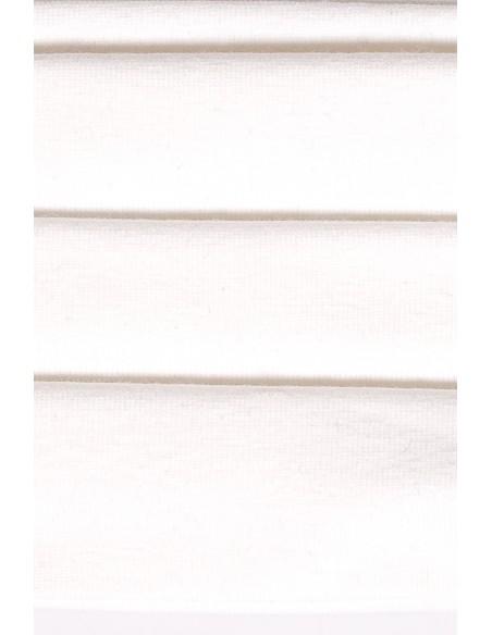 Bawełniana maseczka dwuwarstwowa - ecru