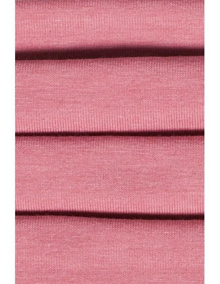 Bawełniana maseczka dwuwarstwowa - różowa