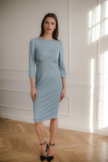CM5290 Dopasowana sukienka...