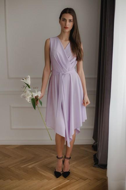 CM5291 Zwiewna sukienka...