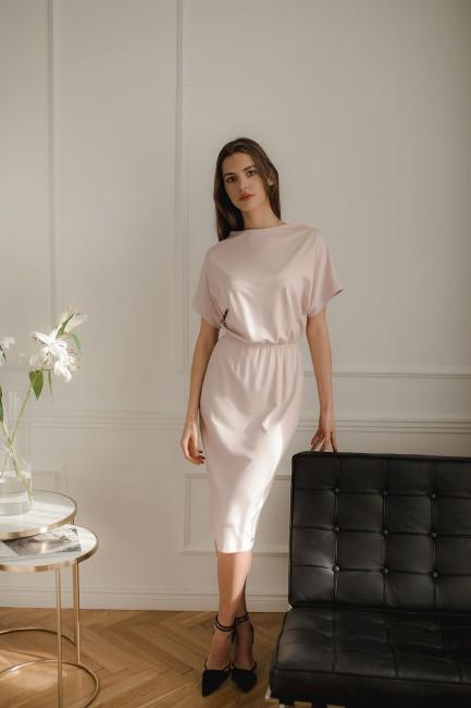 CM5297 Kobieca sukienka...