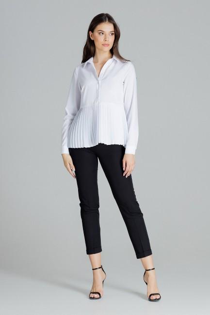 CM5298 Bluzka koszulowa z...