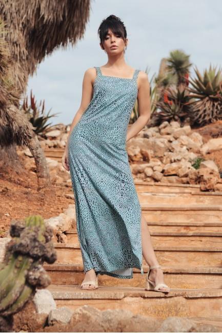 CM5299 Sukienka maxi na...
