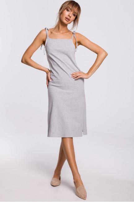 CM5307 Sukienka midi na...
