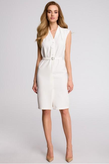 CM3618 Sukienka szmizjerka...