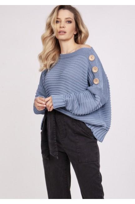 CM5320 Luźny sweter...