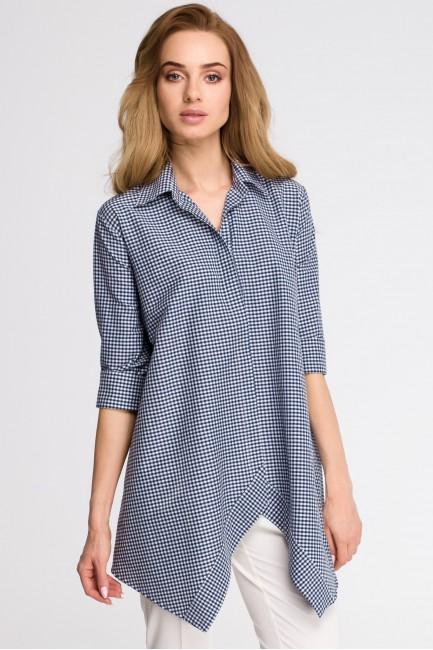 CM3622 Luźna koszula w...