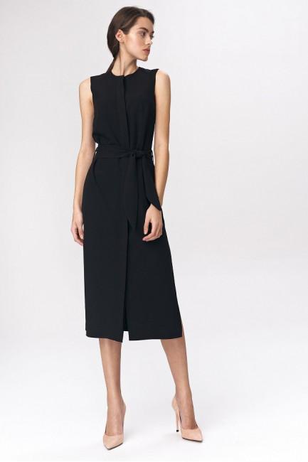 CM5333 Sukienka szmizjerka...