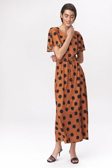 CM5338 Sukienka maxi z...
