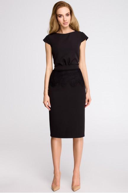 CM3624 Ołówkowa sukienka z...