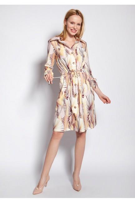 CM5364 Sukienka zapinana na...