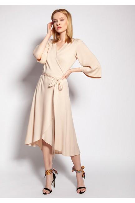 CM5365 Kopertowa sukienka...