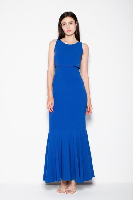 CM2994 Prosta sukienka maxi...