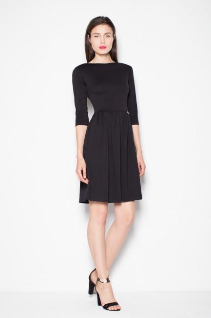 CM2984 Klasyczna sukienka...