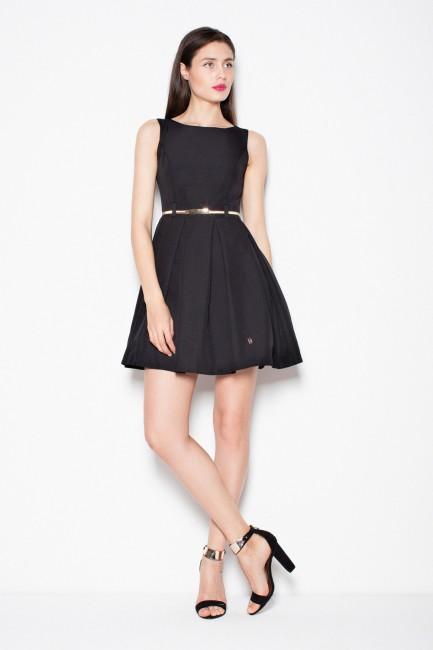 CM2983 Sukienka bez rękawów...