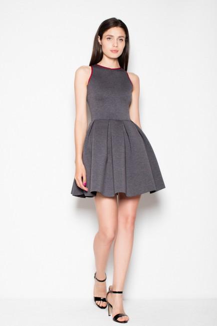 CM2973 Szykowna sukienka...