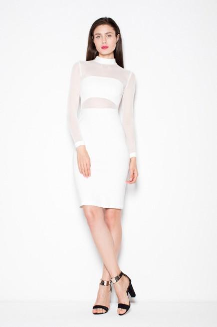 CM2970 Wyjątkowa sukienka z...