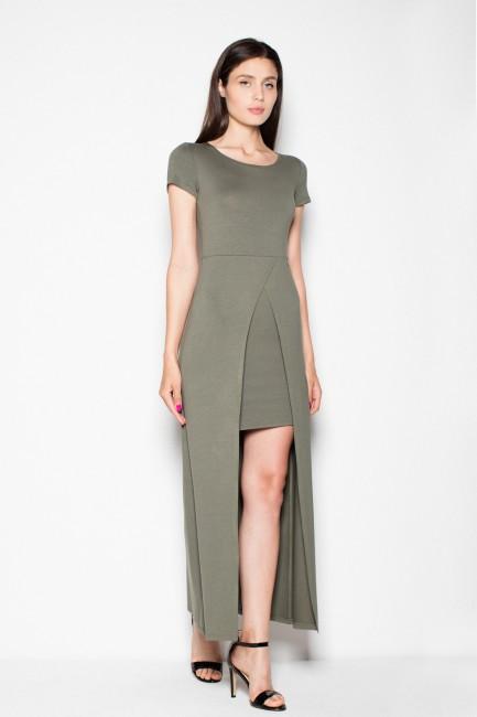 CM2962 Dopasowana sukienka...