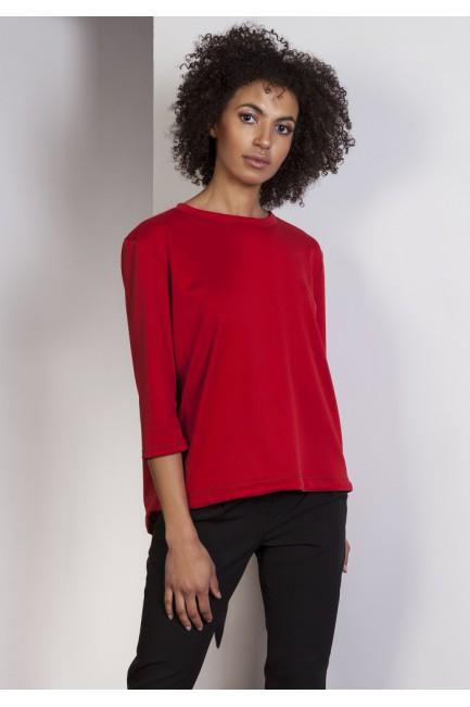 CM3646 Luźna bluzka typu...